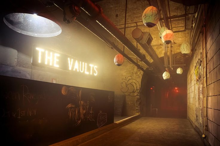 The Vaults   Waterloo Underground exhibition and event space