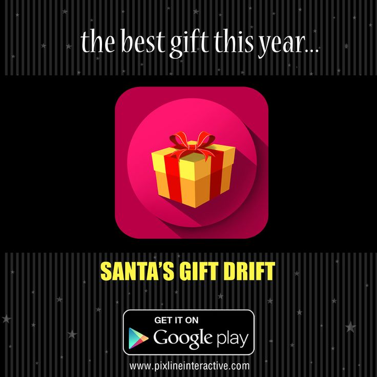 Hi everybody.... We hope you are expecting a very interesting #Valentines week. In this Week give most beautiful gift to everyone... Play the game, Santa's #GiftDrift. You can download this FREE #ANDROIDGAME from here : http://goo.gl/ty7Yuw