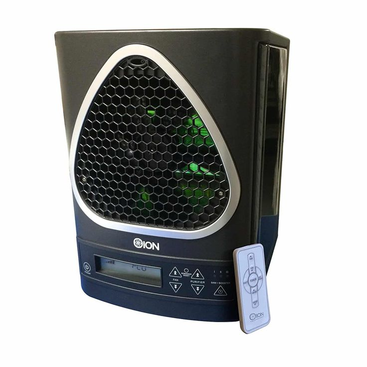 1. OION LB-8001 5-in-1 Air Cleaning System with True HEPA, UV-C, Ionizer, PCO Filtration, and Odor Reduction Air Purifier