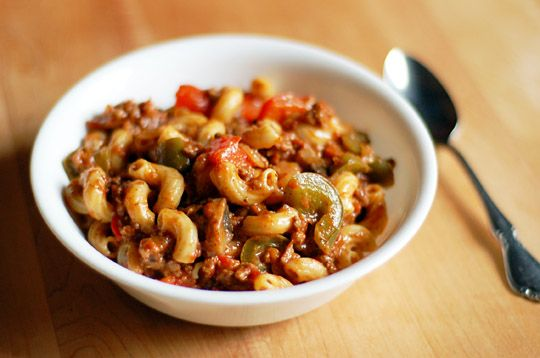 Southwest Skillet Ragu | Recipe