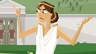BBC Bitesize History - KS2 History - Ancient Greece Excellent source