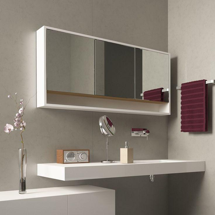 die 25 besten ideen zu badezimmer spiegelschrank auf. Black Bedroom Furniture Sets. Home Design Ideas