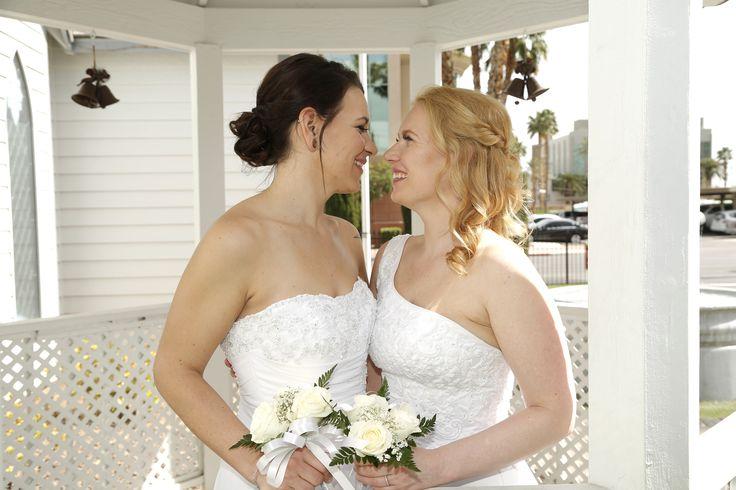 lesbian marriage vegas leave undone