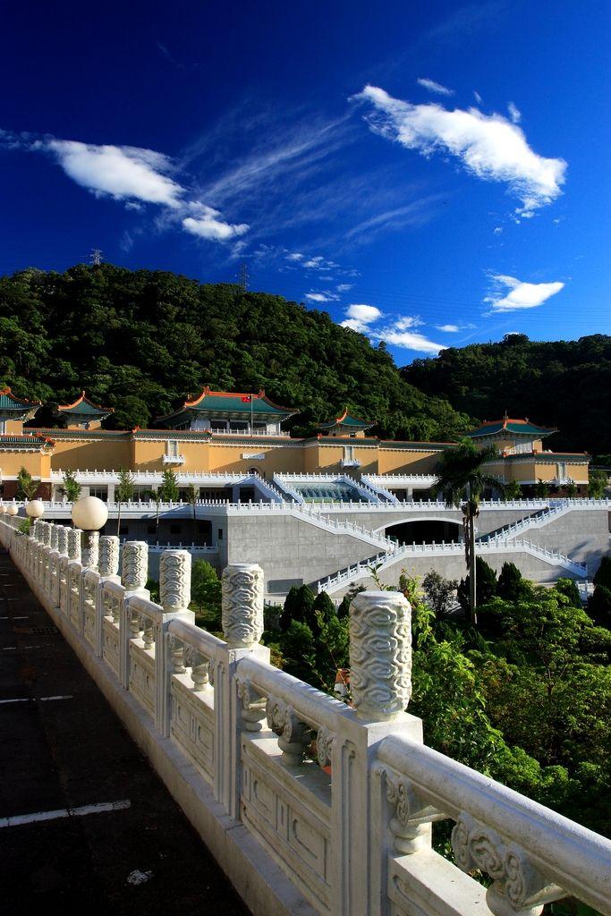 National Palace Museum #Taiwan 國立故宮博物院