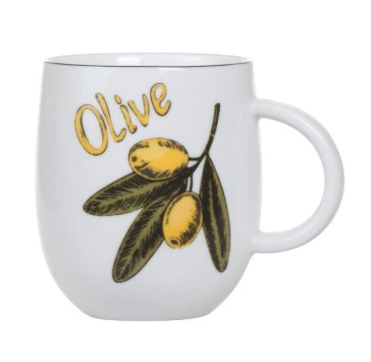 Mug Oliva