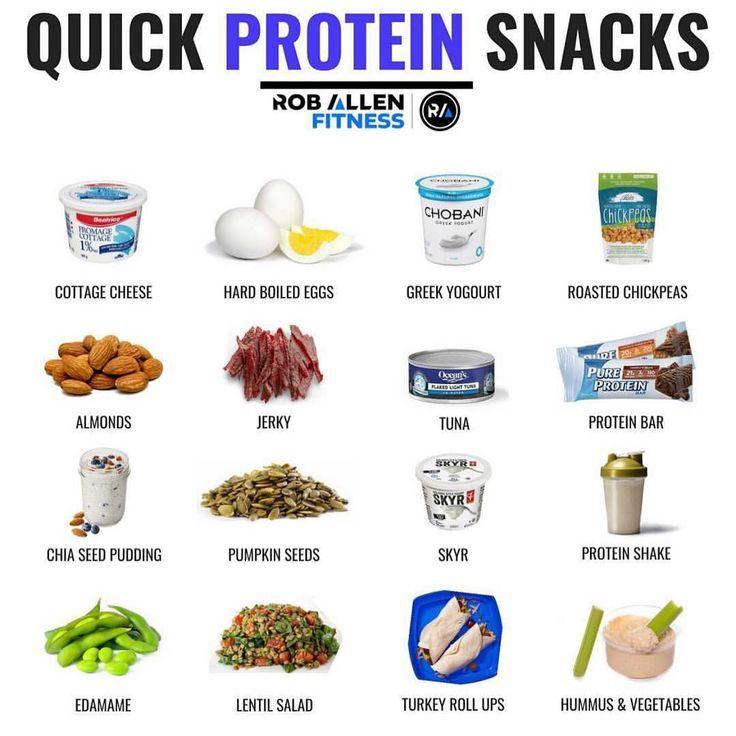 Die 10 besten und leckersten Snacks zum Abnehmen