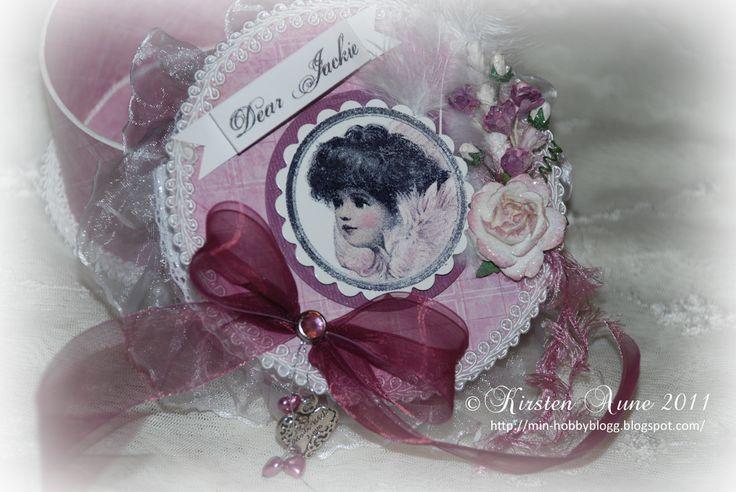 Kirstens Blogg: More Vintage Angel.....