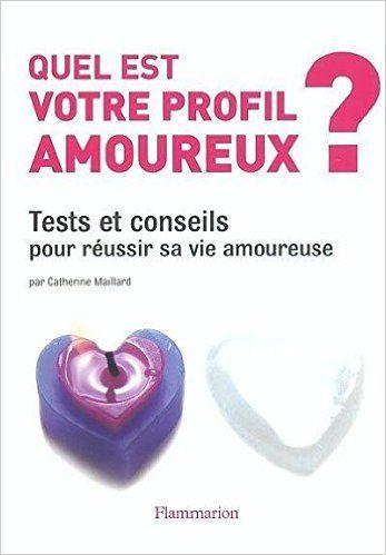 QUEL EST VOTRE PROFIL AMOUREUX: Amazon.ca: CATHERINE MAILLARD: Books
