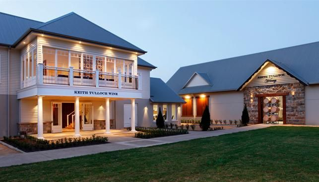 Keith Tulloch Wine - Our Home in the Hunter Valley
