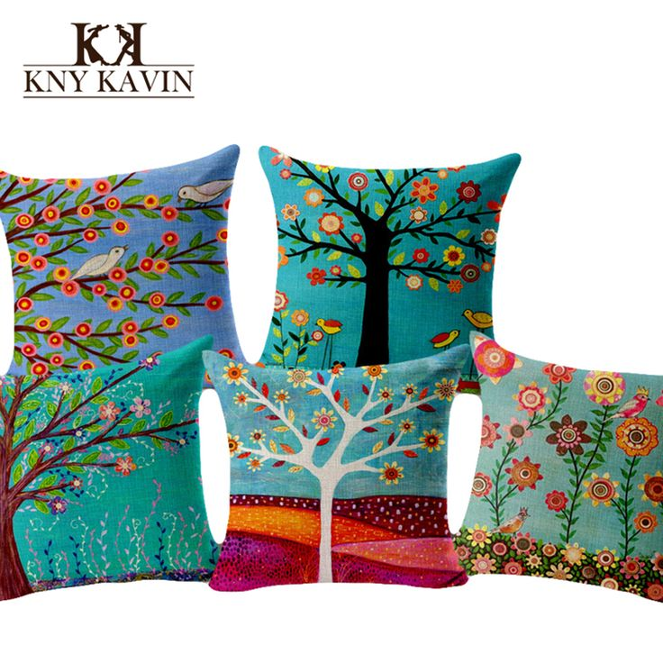 Fashion European Decorative Cushions New Arrival Nuture Style Throw Pillows Car Home Decor Cushion Decor Cojines