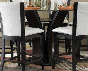 36 round glass dining table set best 25  36 round dining table ideas on pinterest   round dining      rh   pinterest com