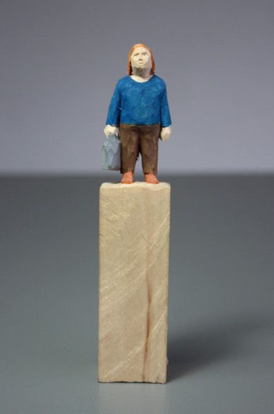 34 best Arts Stephan Balkenhol images on Pinterest Contemporary - designer holzmobel skulptur