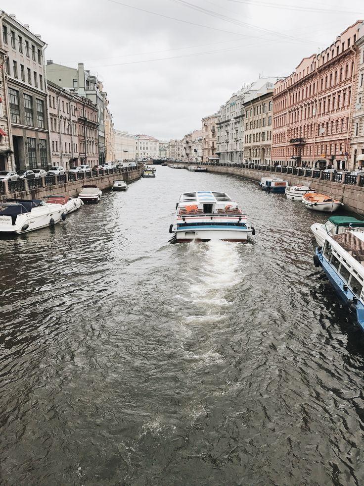 My lovely city is Saint-P VSCO A6