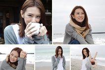 北川景子Photo Gallery 「旅のキオク」 Shot with Cyber-shot | デジタルスチルカメラ Cyber-shot サイバーショット | ソニー