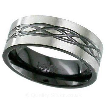 Geti Zirconium Plait Ring