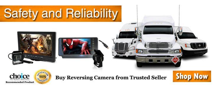 Reversing camera Check it here -  http://www.elinz.com.au/shop/reverse-camera-system/27