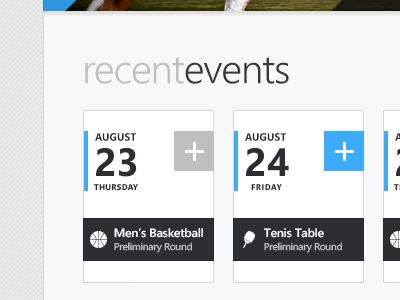 17 Best images about Calendar UI on Pinterest