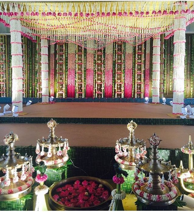 South Indian Wedding Decoration Ideas