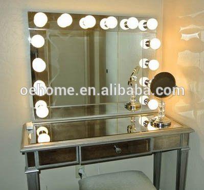 25 beste idee n over kaptafel spiegel op pinterest. Black Bedroom Furniture Sets. Home Design Ideas