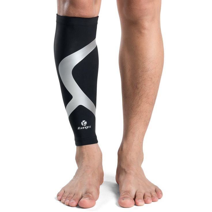 Kuangmi Calf Leg Compression Sleeve Shin Splint Sock for Men Women Youth Running Cycling (Black, XX-Large). ✅Function:Sports protector,Preventing calf cramps,reduce pulled muscles,fight muscle fatigue,blood circulation and helps you recover faster,aid in muscle development,improved energy,performance and recovery,injury prevention and reduced shin splints and calf cramps. ✅Feature:Silver Charm Series,cool fashion,Lightweight,breathable,compression and comfortable. ✅Suitable...