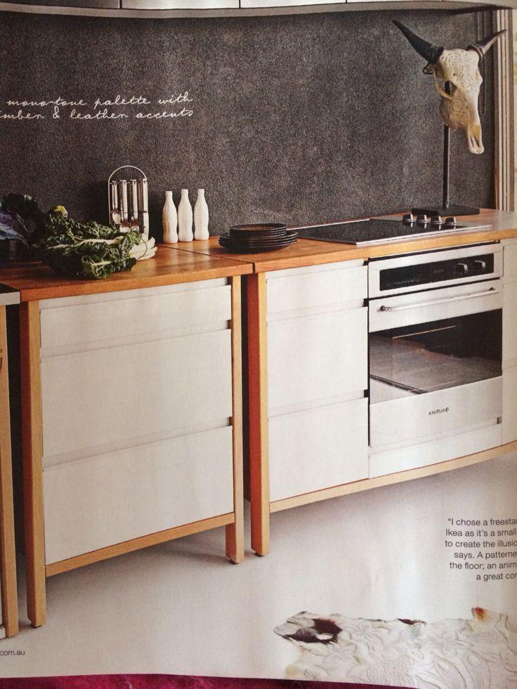 Top 25 best ikea freestanding kitchen ideas on pinterest standing kitchen free standing - Ikea free standing kitchen ...