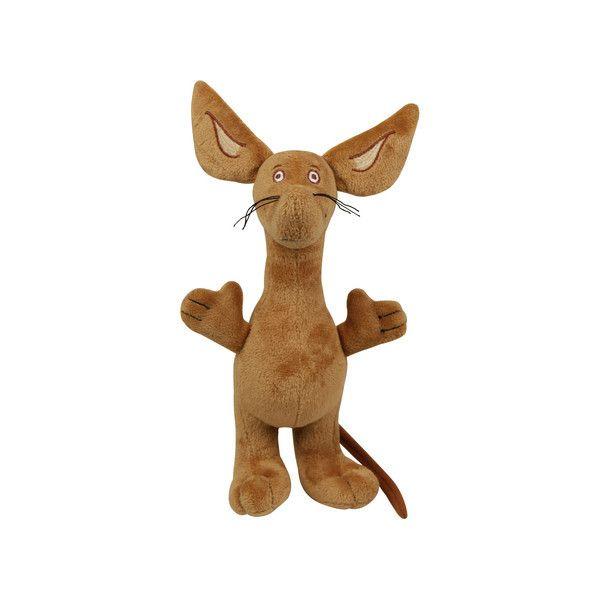 A cutesoft Sniffplush-toy, height 23 cm. Perfect for cuddling!