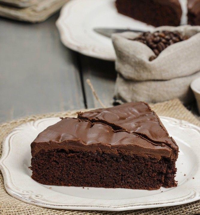 Go-to Sugar Free Chocolate Cake
