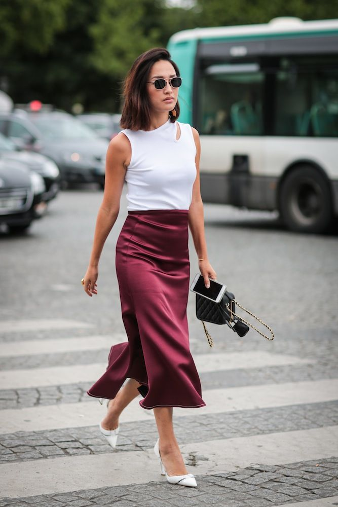 60 Flawless Street Style Looks From Haute Couture Fashion Week