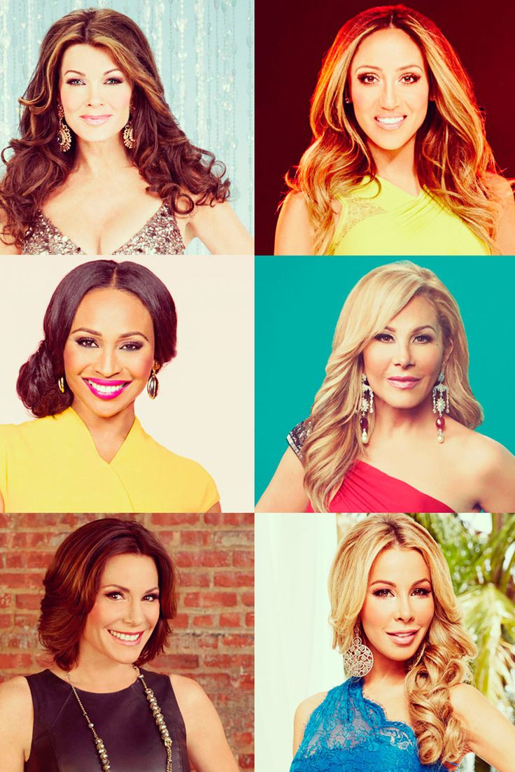 Find out what your Real Housewives tagline is NOW!
