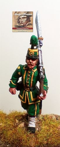 Saint Patrick's Battalion-1860-Papal Army; War of Italian Unification