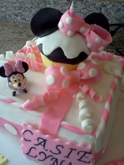 17 Best Images About Minnie Cakes On Pinterest Birthdays