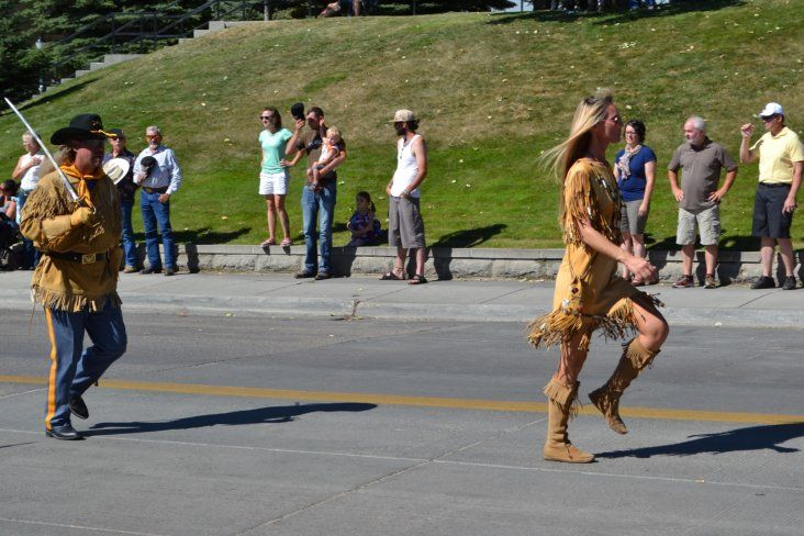 Johnson County Fair and Rodeo Parade