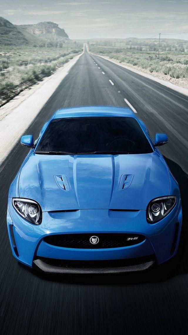 Jaguar xk r 2012 iPhone 5s Wallpaper