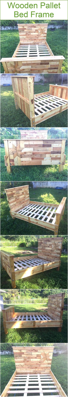 wooden-pallet-bed-frame