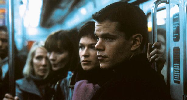 Oh, The Bourne Trilogy....wow!   15 Things You (Probably) Didn't Know About The Bourne Identity - Films - ShortList Magazine
