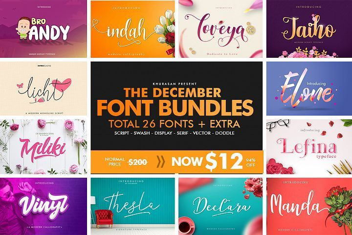 All fonts is perfect for branding, posters, banner, signatures, logos, blog, wedding invitations, greeting card, t-shirts, letterhead, merchandise, signage, lable, news, posters, badges etc. #ad.