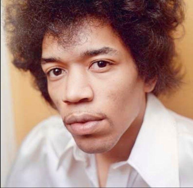 Jimi Hendrix, Dec 1966