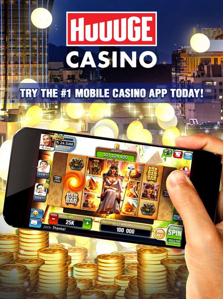 huuuge casino best game