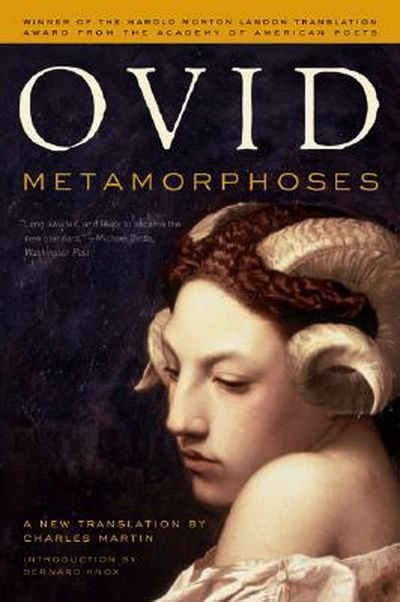 Many myths we know today come from Ovid's  Metamorphoses.