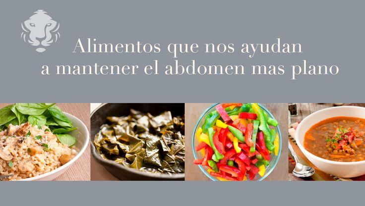 Come limpio, ordenate, difruta y pasalo bien tambien. Alimentos que nos ayudan a tener menos grasa abdominal, ricos en nutrientes.