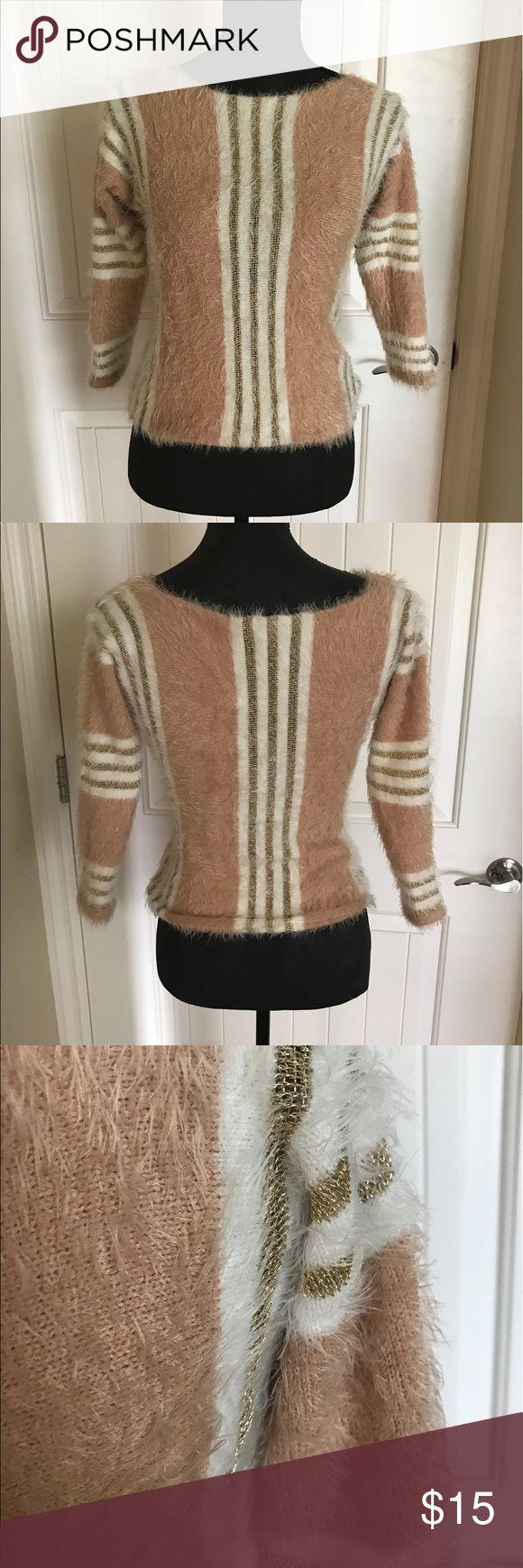 Bebe shirt-sleeved sweater super soft bebe Sweaters