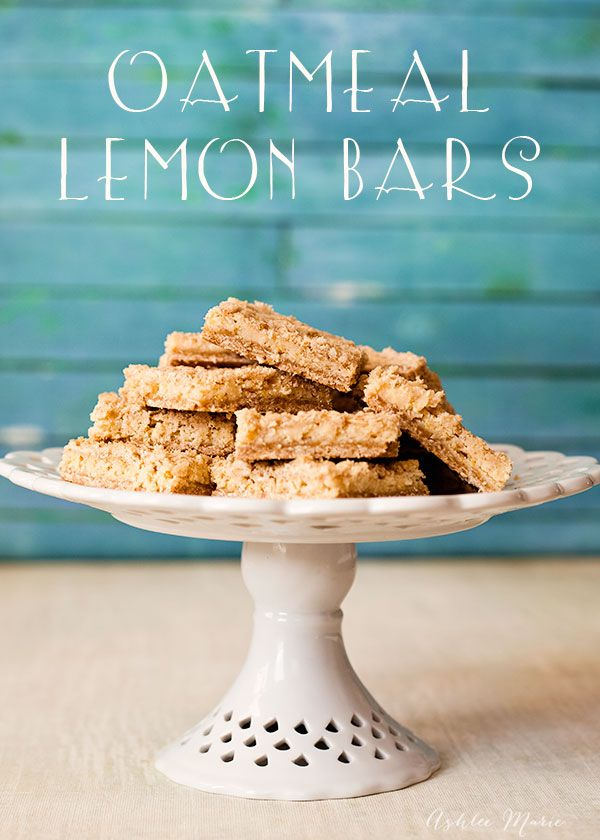 this amazing recipe is so much better than traditional lemon bars, the crust is amazing and it tastes divine