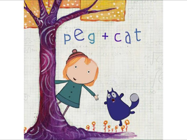 Peg and Cat Theme Song - YouTube