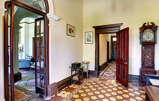 Historic mansion sells for 21/2 Mil, Dec '15: The original property was built in 1878 by renowned conservationist Samuel Albert White, whose contributions to ornithology have been preserved in the Adelaide Museum. His late granddaughter was the wife of the vendor.