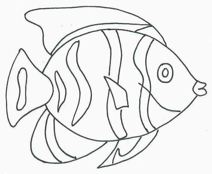 Teppich ausmalbild  17 besten Fische Ausmalbilder Bilder auf Pinterest | Ausdrucken ...