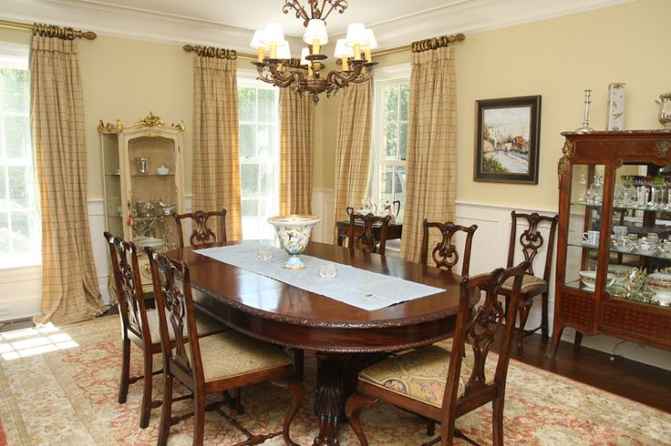 Karp Associates - Rooms and Spaces - Dining Rooms