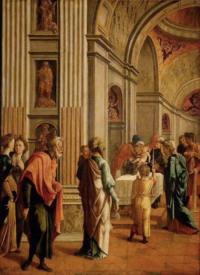 um 1530/1540, Künstler:Jan van Scorel, Kunsthistorisches Museum Wien, Gemäldegalerie