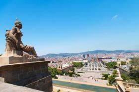 スペイン バルセロナ モンジュイックの丘には色んな魅力が詰まっている