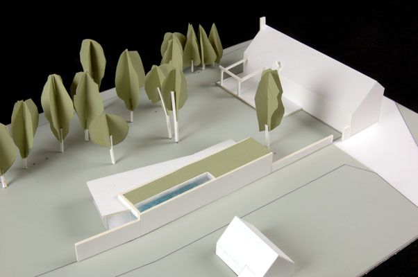 2272 best model images on pinterest for Maquette d architecture