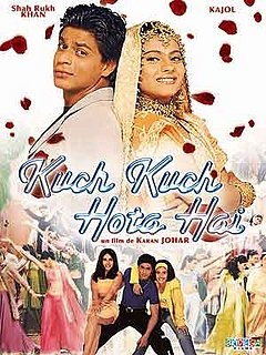 Kuch Kuch Hota Hai.....one of the biggest Bollywood movies ever; loved it!!  ... Watch Bollywood Entertainment on your mobile FREE : http://www.amazon.com/gp/mas/dl/android?asin=B00FO0JHRI